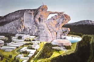 Image result for crazy horse monument finished